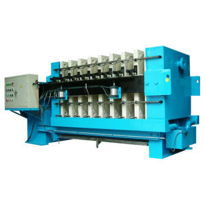 800 Series One Time Quick Discharge Filter Press with Vibrating Device (XY20-80/800-U)