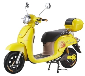 Retro Electric Scooter Electric Motorcycle (GW350-40)
