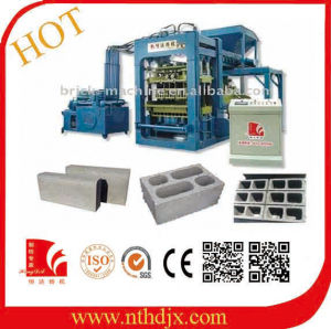 (Slemens motor) China Hydraulic Automatic Block Machine (QT8-15) pictures & photos