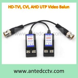 Passive 1 Channel Ahd HD Cvi Tvi UTP Video Balun Transceiver pictures & photos