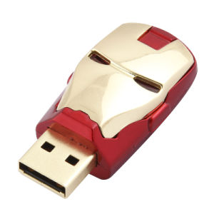 Iron Man USB Flash Drive (USB 2.0) pictures & photos