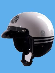 Police Motorcycle Helmet for Spring and Autumn