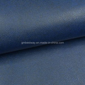 Colorful PU Artificial Leather for Bags
