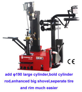Advanced Auto Tire Changer, Leveless Tire Machine (STC978)
