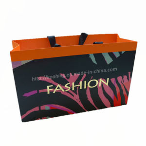 Paper Bag with Embossed Logo/Custom Print Gift Handbag pictures & photos