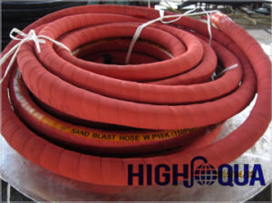 High Tensile Strength Sand Blasting Hose pictures & photos