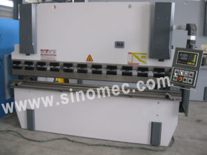 Hydraulic Press Brake/ Bending Machine for Sheet Metal Working (WC67Y-50T/2500) pictures & photos