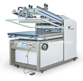 Microcomputer Sheet Paper Silk Screen Printing Machine/ Printer pictures & photos