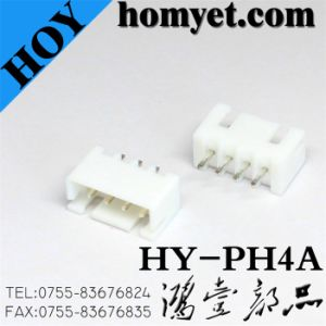 High Quality 4 Pins FPC Connector (HY-pH4A) pictures & photos