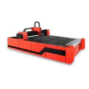 CNC Fiber Laser Cutting Machine/ Metal Laser Cutting Machine pictures & photos