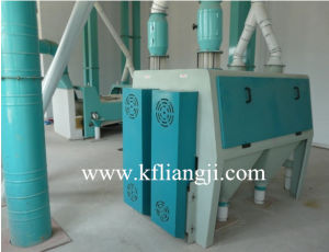 5-500t/24h Wheat/Maize Flour Production Line