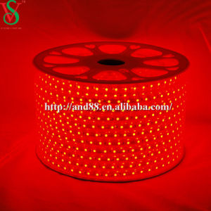 Red SMD5050 Flexible LED Strip Light pictures & photos