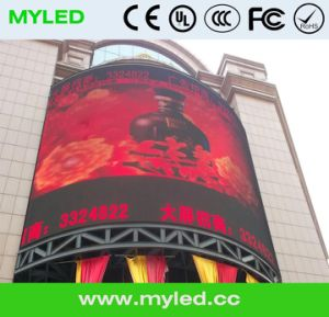 Myled Perfect Quality P6 Full Color Outdoor LED Video Display pictures & photos
