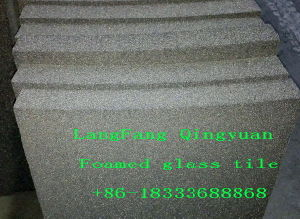 Foam Glass Thermal Insulation Pipe with Liquid Nitrogen pictures & photos