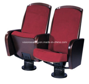 Fixed Theater Style Theatrical Auditorium Concert Hall Seat (3012) pictures & photos
