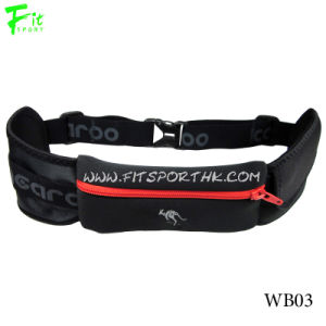 Neoprene Waist Bag for Phone/Key/Card/Gel (Style No.: WB03)