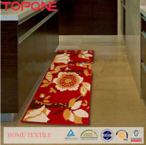 Fashion High Quality Polyester Floor Handmade Carpet (T107) pictures & photos