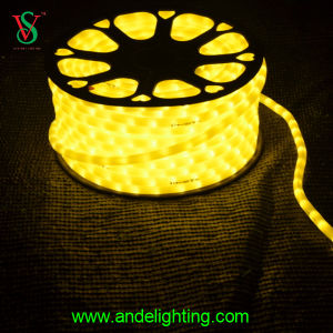PVC Cable Christmas Decoration LED Rope Light pictures & photos