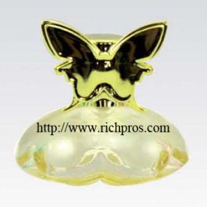 Glass Fragrance Bottle Irregular Shape 60ml