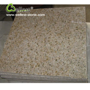 High Quality Paver Polished Finish G682 Yellow Granite pictures & photos