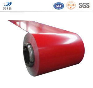 High Quality Color Coated Zinc Steel Coil