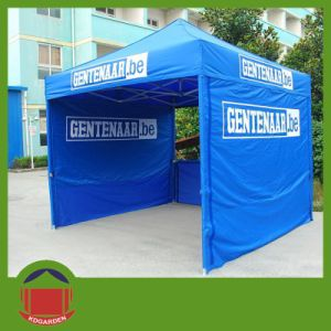 Brand Aluminum Folding Tent with Customer′s Logo for Promation pictures & photos
