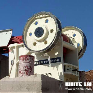 PE-870X1060 Primary Rock Jaw Crusher pictures & photos