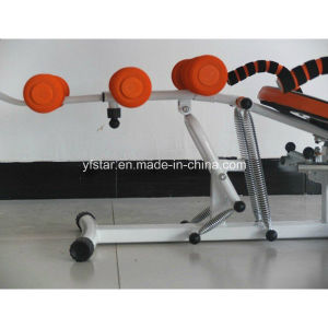 2016 Fashion Home Fitness Ab Slim Fitness Equipment Xk-002 pictures & photos