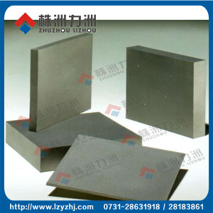 Hip Sinterd Carbide Sheet with Good Quality pictures & photos