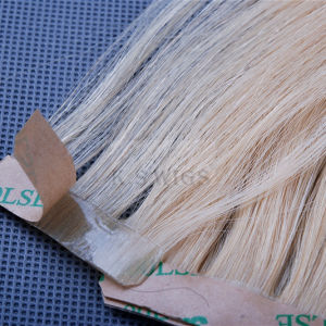 100% Virgin Remy Human Hair Tape Hair Extension pictures & photos