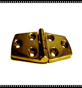 Copper Hinge with Six Holes for Door pictures & photos