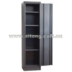 One-Door Metal Steel Cabinet pictures & photos