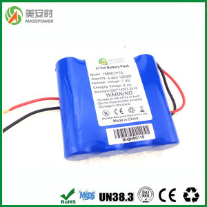 Powerful 7.4V 4400mAh Li-ion Battery pictures & photos