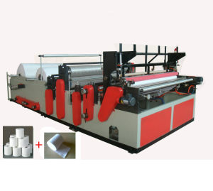Automatic Toilet Roll Making Machine pictures & photos
