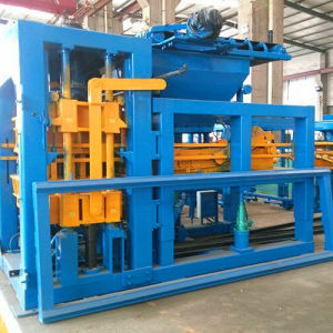 Automatic Flyash Brick Making Machine pictures & photos