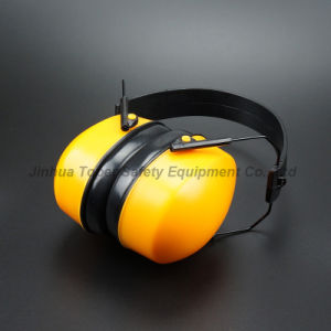 Fold Design Earphone ABS Cup Earmuff with Soft Pad (EM602) pictures & photos