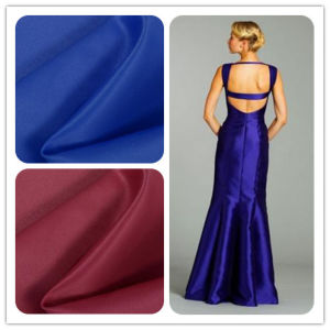 Stretch Satin Dress Fabric pictures & photos
