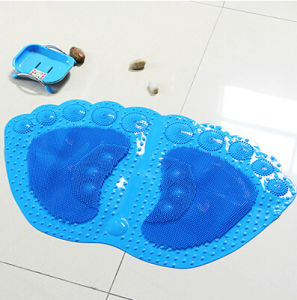 Anti Non Slip Skid Rugs Waterproof Bathroom Bath Floor Mats pictures & photos