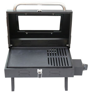 Portable Tabletop Gas Grill Window Display pictures & photos