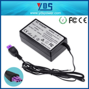 32V 625mA C6 3pin Printer Charger Pringter AC Power Adapter pictures & photos