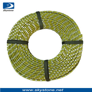Diamond Wire Saw for Granite and Marble Profilling pictures & photos
