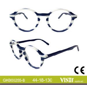 Vintage Kids Acetate Optical Frames Handmade Eyeglasses (255-B) pictures & photos