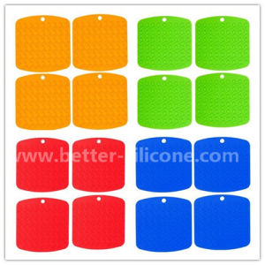 Wholesale Personized Rubber Pan Holder pictures & photos