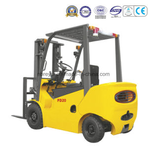 (1.5-2T) Diesel Engine Powered Forklift Truck pictures & photos