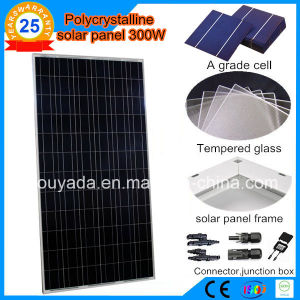 300W Polycrystalline PV Panel pictures & photos