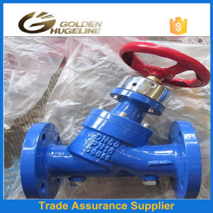 Automatic Cast Iron Digital Lock Balancing Valves pictures & photos