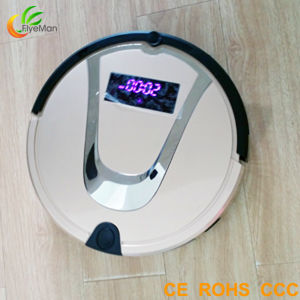 Updated Model - The Better Value  Robot Vacuum Cleaner  in The  UK with Virtual Wall Function, Self Charging pictures & photos