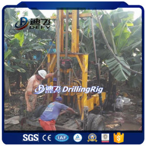 Hydraulic Soil Investigation Drilling Machine for Sale pictures & photos