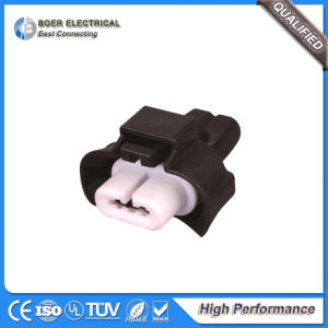 Automotive Lighting System Plugs Female 2 Pin Sealed Terminals Connectors pictures & photos