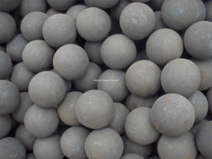 High Hardness Grinding Ball (material 60MN, dia120mm) pictures & photos